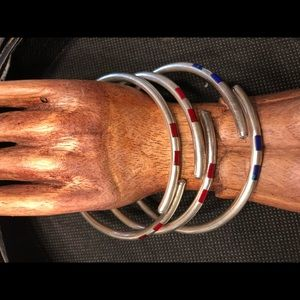 Jewelry - Sterling silver Arm Cuff, Upper arm bracelets.